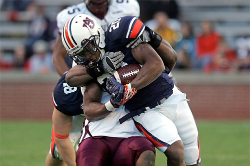 Auburn Football: Why Corey Grant Has the Most to Prove in Spring Practice