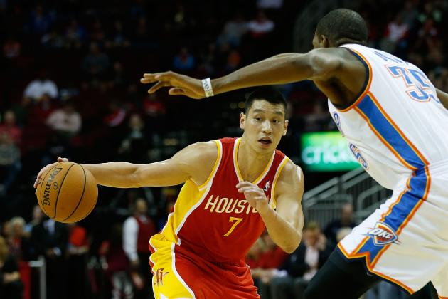 Jeremy Lin's Comments After Rockets' Trades Show Personal Side of NBA