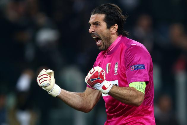 Zoff: Buffon Is Juventus' Best-Ever Goalkeeper