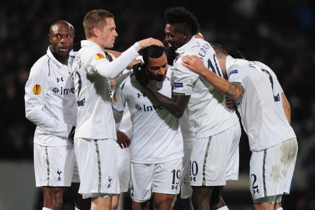 Match Report: Lyon 1-1 Spurs (Agg 2-3)