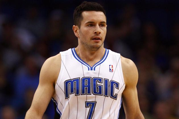 Bucks Acquire J.J. Redick from Magic