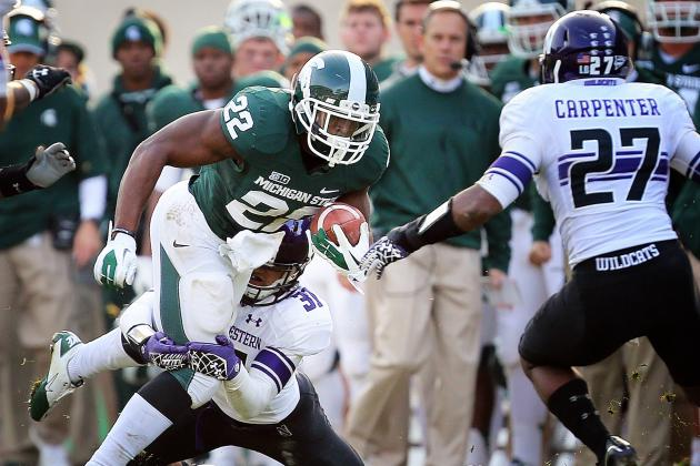 'Overlooked' Larry Caper Plans to Get Noticed at Michigan State's Pro Day