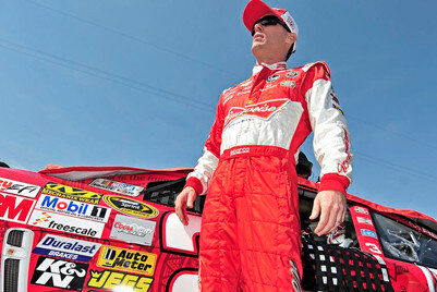 Kevin Harvick Wins Duel No. 1