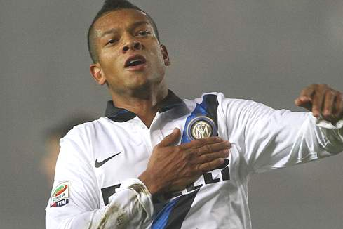 Cluj 0-3 Inter (Agg 0-5): Guarin Double
