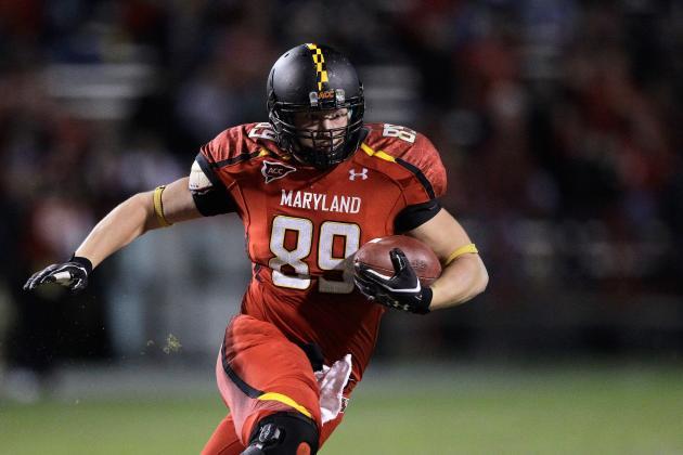 Maryland Terrapins Represented by Matt Furstenburg at NFL Combine