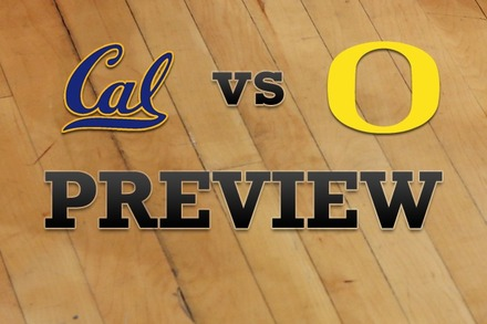 California vs. Oregon: Full Game Preview