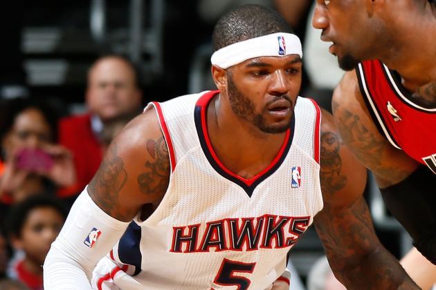 Hawks Unable to Trade Josh Smith