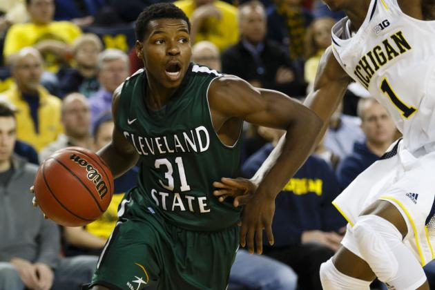 Ice-Cold Shooting Dooms Cleveland State in Loss to Wright State
