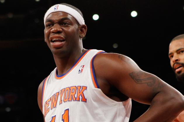 New York Knicks Trade Ronnie Brewer to Oklahoma City Thunder