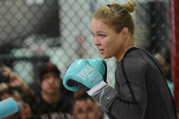 UFC 157 Predictions: Picks for Rousey vs. Carmouche and More Top Bouts