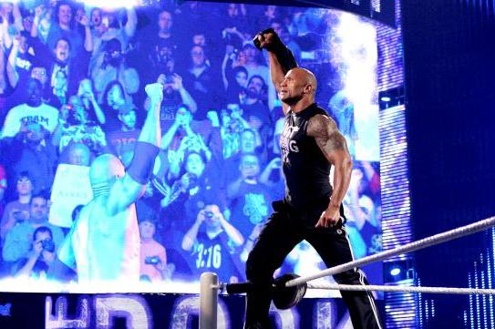The Rock Advertised to Appear at WWE Extreme Rules in May