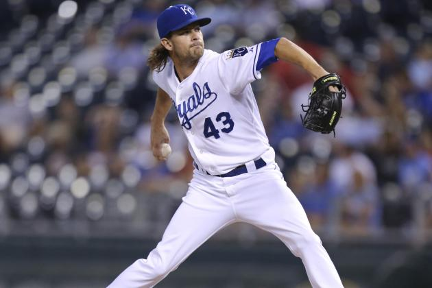 Crow's Future with Royals Seems Set in Relief