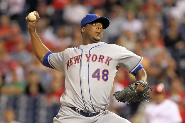 Mets Closer Frank Francisco to Resume Throwing Monday