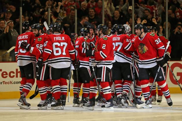 Deeper Blackhawks Proving Hard to Topple