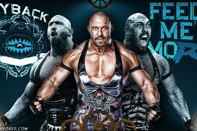 WWE World Heavyweight Championship: Could Ryback Be the Next Big Threat?