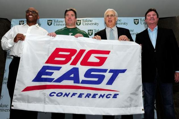ESPN Matches NBC's Offer for Big East Football/Basketball TV Rights