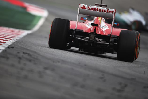 Ferrari Induce Exhaust Failure on Their F138 to Explore the Limits