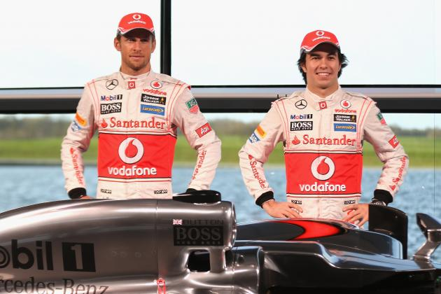 Perez: McLaren MP4-28 Is Adapted to Suit Jenson's Style