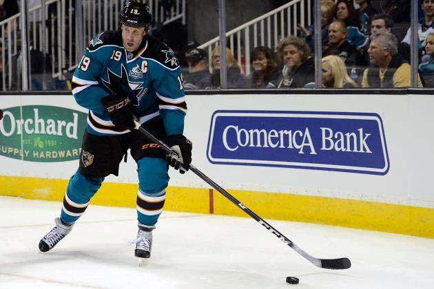 NHL Trade Rumors: Latest Buzz on Dan Boyle, Joe Thornton and Ryan O'Reilly