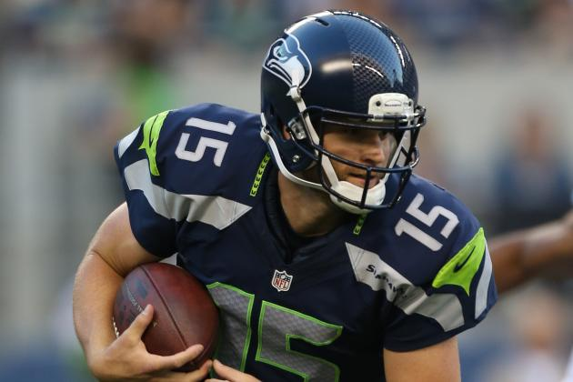 Seattle Seahawks GM to Entertain Offers for Matt Flynn