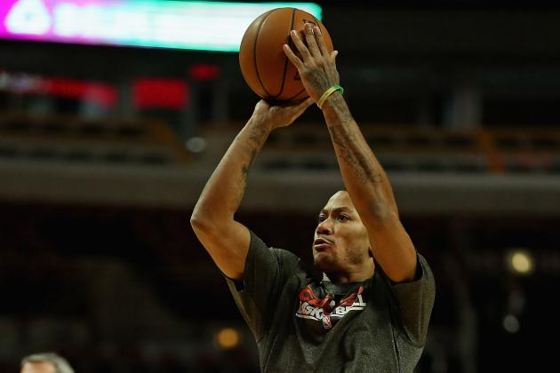 Derrick Rose's Brother Says Bulls' Quiet Deadline Will Factor in PG's Return