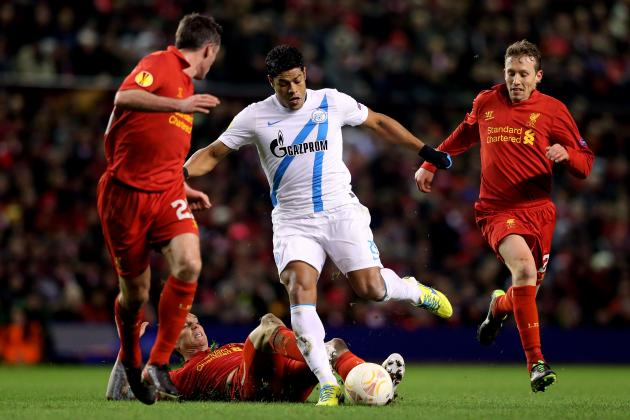 Liverpool vs. Zenit: Score, Grades and Post-Match Reaction