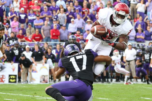 Big 12 Football: Biggest Spring Running Back Battles