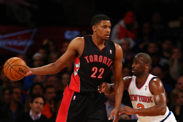 Rudy Gay on the Trade: Move to Toronto 'blessing in Disguise'