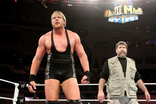 WWE News: Jack Swagger Pulled from Live Events