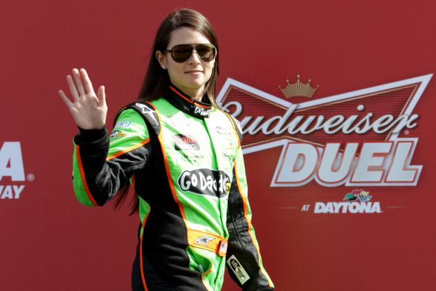 Danica Plays It Safe