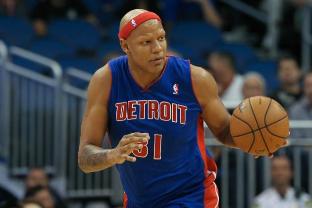 Pistons' Charlie Villanueva Will Pick Up $8.5-Million Player Option