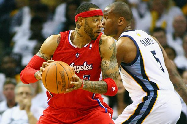 Report: Knicks Sign Kenyon Martin to 10-Day Deal
