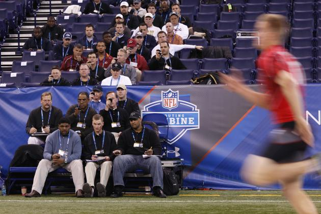 B/R NFL Scouting Combine Google+ Hangout