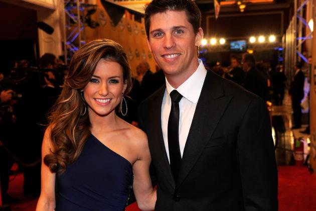 Denny Hamlin's Girlfriend: Pictures of New NASCAR Mom Jordan Fish