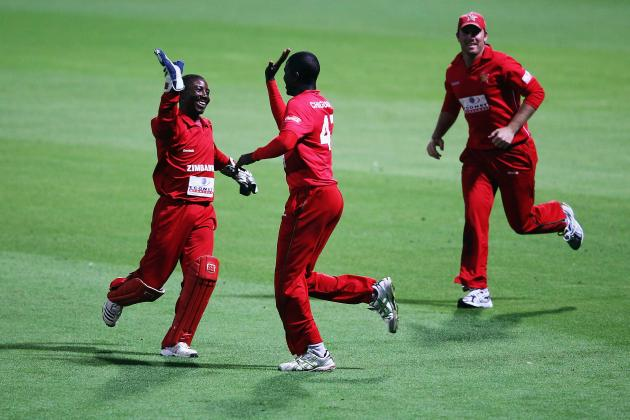 Fresh Start for Cricket-Starved Zimbabwe