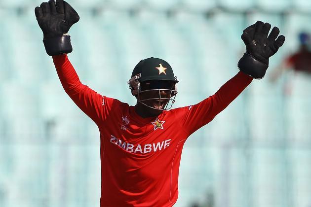 Sibanda Sparkles in Zimbabwean Win