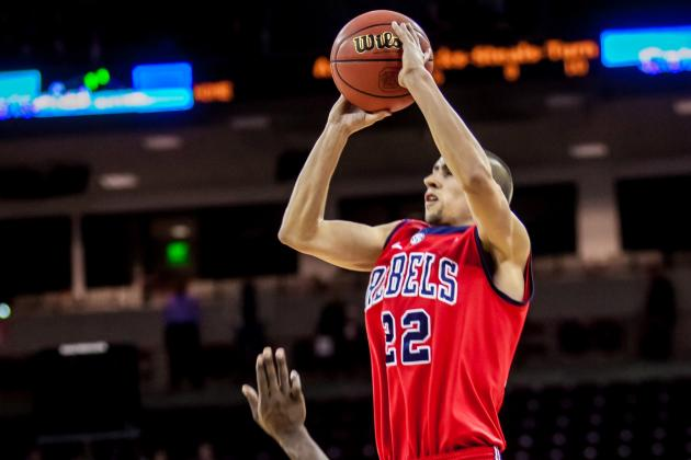 Marshall Henderson: Is Ole Miss Sharpshooter Running out of Ammo?