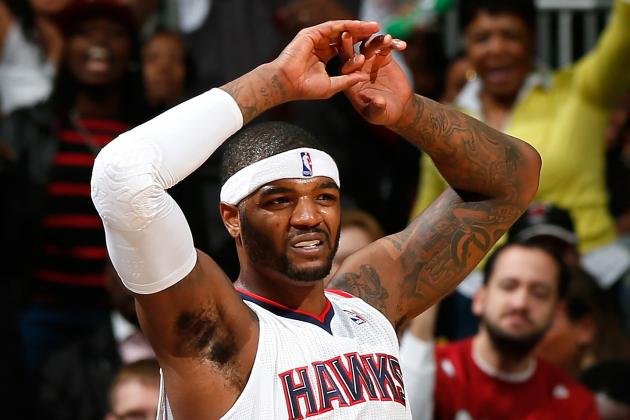 Josh Smith: Hawks Should Have Pulled Trigger on Rumored Deal to Send SF to Bucks