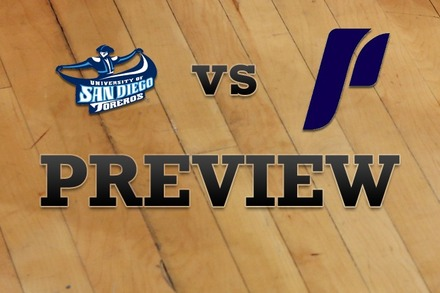 San Diego vs. Portland: Full Game Preview