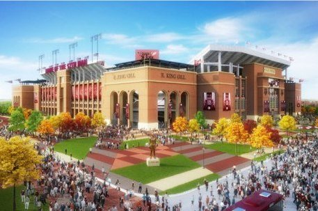 Texas A&M's Stadium Renovations Renderings