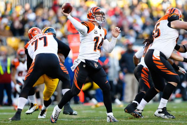 Cincinnati Bengals: Exactly How Good Is Andy Dalton? Twitter Reacts