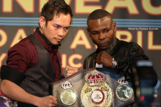 Photos: Donaire vs. Rigondeaux NY Press Conference