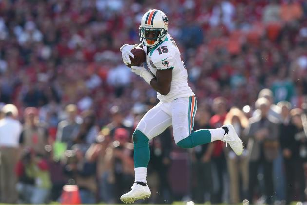 INDIANAPOLIS: Dolphins Still Searching for Wide Receivers