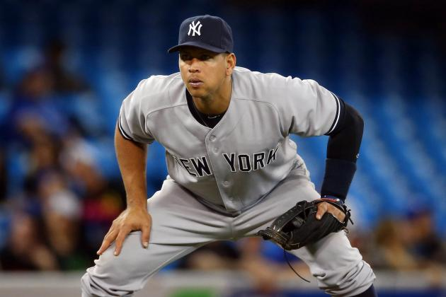 Alex Rodriguez Still Hopes to Rejoin Yankees by Mid-Season