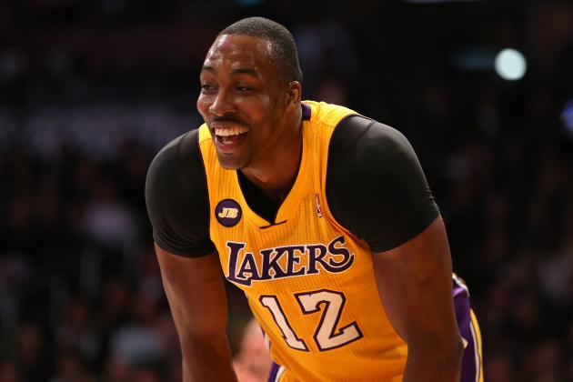 Dwight Howard Knows There's Nowhere Better for His Career Than Los Angeles