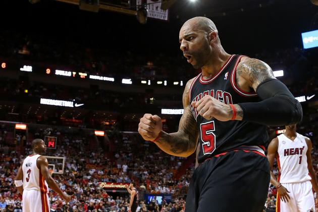 Chicago Bulls Are Miami Heat's Greatest Threat to 2013 NBA Title