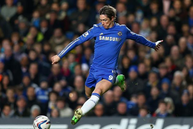 Chelsea's Benitez Defends Torres After Blank Showing in Europa League