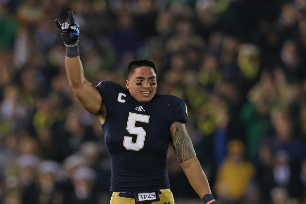 Manti Te'o Combine: What LB Must Do to Make Us Forget About 'Catfish' Scandal