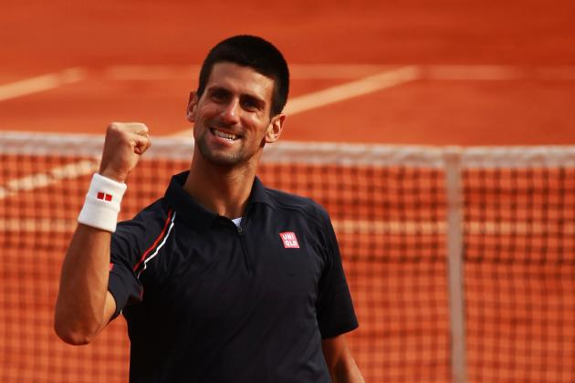 Novak Djokovic's Early Blueprint for Victory at 2013 French Open