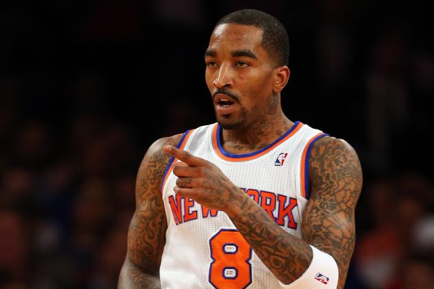 J.R. Smith Reportedly Sent Provocative Twitter Message to High-School Senior